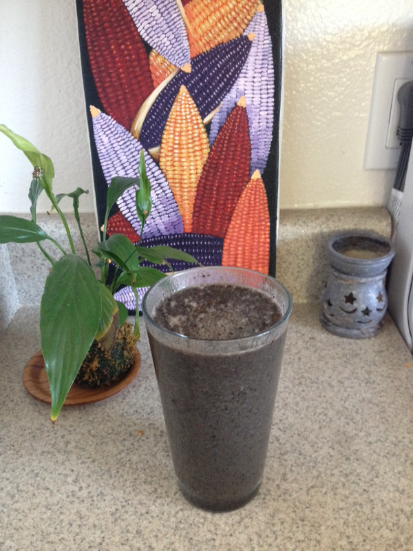 Grey is the New Green: Smoothie